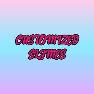 customizable slimes