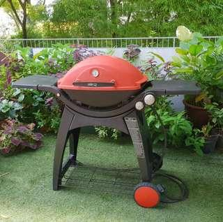 🚚 Weber Q3200 Fully Restored and Refurbished gas bbq