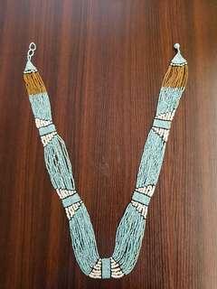 手作串珠頸鏈