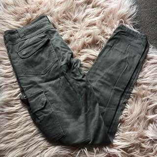 Cargo Trousers   Size 8