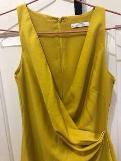 Mango evening dress