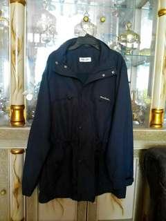 Jaket fashion parka pierre cardin
