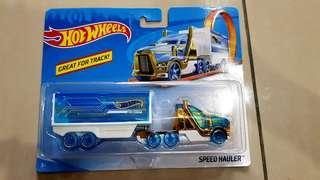 Hotwheels speed hauler