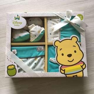 Disney Pooh baby gift set