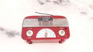 Vintages FM AM RADIO