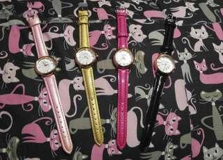 jam tangan tali classic new 35/pc