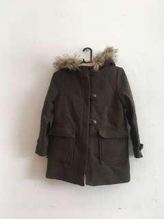 Zara winter jacket size 9/10