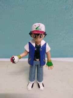 Ash pokemon takara tomy 1998