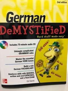 German Demystified by Ed Swick