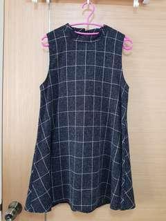 PL sleeveless dress