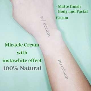 For REBRAND - Instawhite Facial Cream