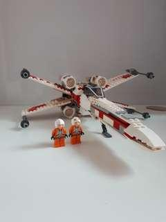 Lego 6212 x wing fighter