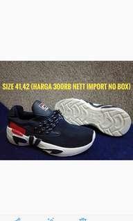 Fila sport import uk. 41,42 baru No box