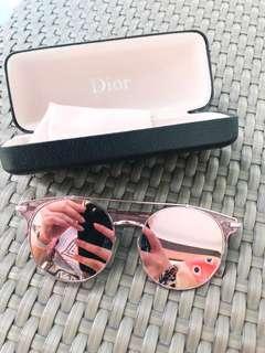 Dior RoseGold Sunglasses