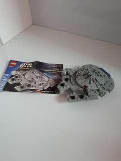 Lego Star Wars falcon