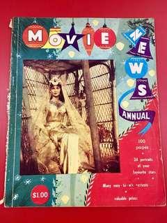 1959 movie news magazine ( English)