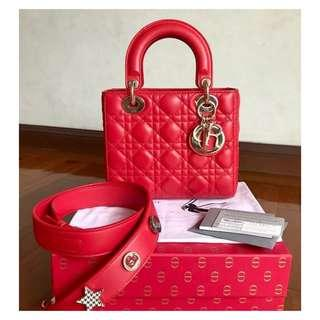 Authentic My Lady Dior Small Bag