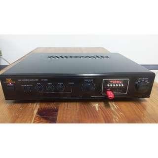 3800元!!! YUN-SHEN ST-303 USB/隨身碟/記憶卡/電台 擴大機 適合店面.商業.使用