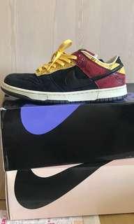 極新二手 經典 Nike dunk low premium 蛇紋 9.5號 airmax yeezy supreme bape