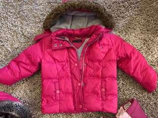 Assorted jacket and vest