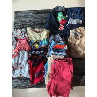 Boy's clothes 4T
