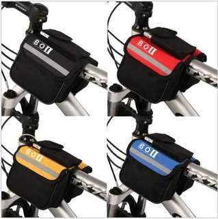 Bike bicycle phone pouch bag BOI brand new