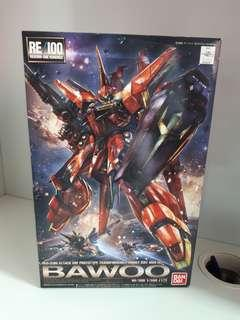 Gundam Re 1/100 bandai bawoo unbuild
