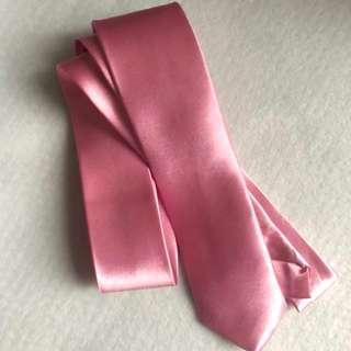 BN Pink Tie Slim