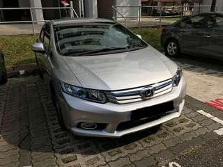 Honda Civic Hybrid 1.5 Auto