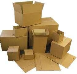 Used Empty Carton Boxes