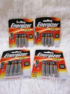 Energizer max +POWERSEAL Battery 3AAA