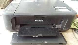 Canon Pixma MG3500 Printer with Scanner
