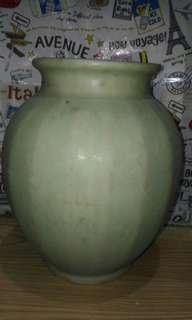 ANTIQUE,  celadon jar.