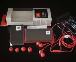 JBL by harman c100si headphones - Red