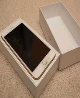 Apple iPhone 6S plus金色