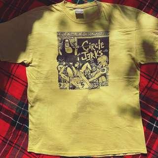 Circle Jerks School Shirts