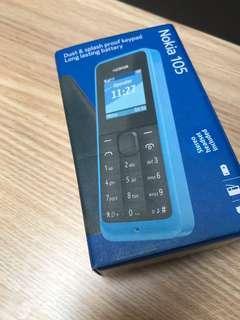 Handphone nokia 105