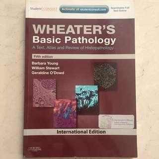 Wheater's Basic Pathology: A Text, Atlas and Review of Histopathology 5th Ed