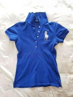 #Blessing: Polo Blue Tee