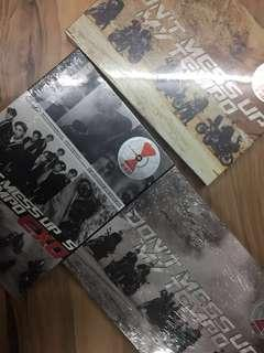 [ON HAND] EXO Don't Mess Up My Tempo Album