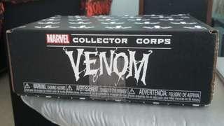 VENOM marvel collector corps box (1 box left)