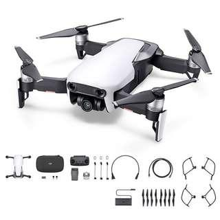 Dji Mavic Air White price neg, come with ND filter and other accessories