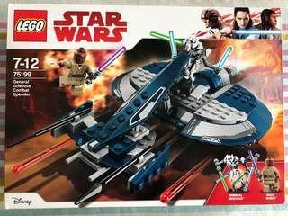 Lego Star Wars General Grievous Combat Speeder (75199)