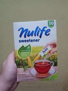 Nulife Sweetener isi 50pcs