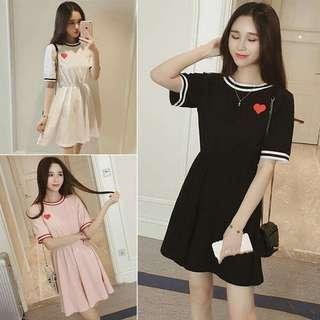 Dress ( Black only )