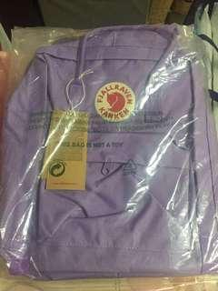 Fjallraven Kanken Classic School Bag Backpack in Lavender [Instock!!]
