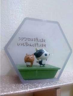 🚚 日系乳牛與松鼠