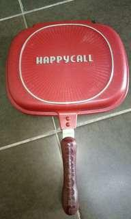 Happy call cooking pan