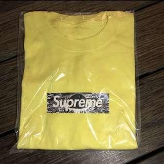 "This is not Supreme "" Yellow Akira"" Tee"