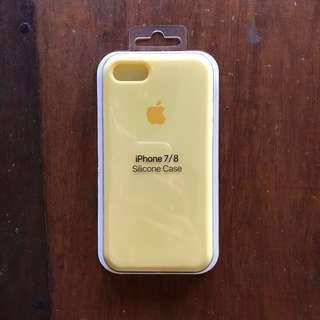 iPhone 7/8 Silicone Phone Case